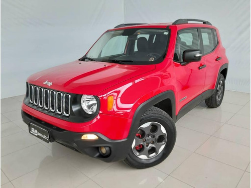 Jeep Renegade Sport 2.0 4x4 Turbo