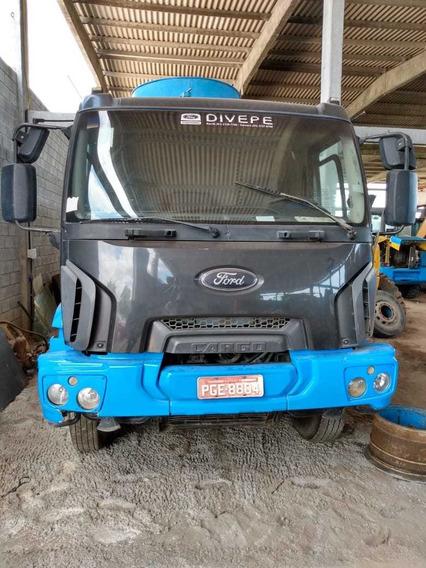 Ford Cargo 2629 E 6x4 Turbo Com Tanque Pipa 2013 - *extra **