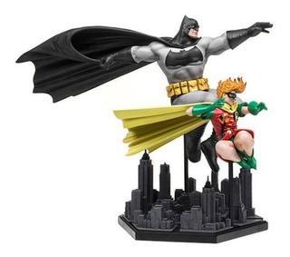 Iron Studios Sideshow - Batman Y Robin - Frank Miller 1:10
