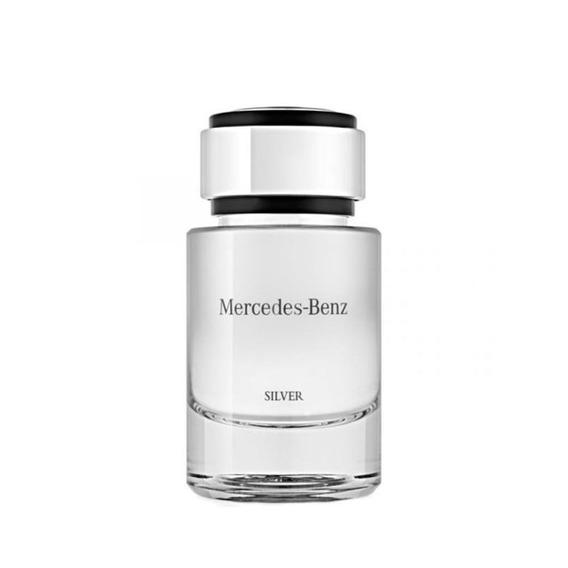 Mercedes-benz Silver Eau De Toilette 75ml