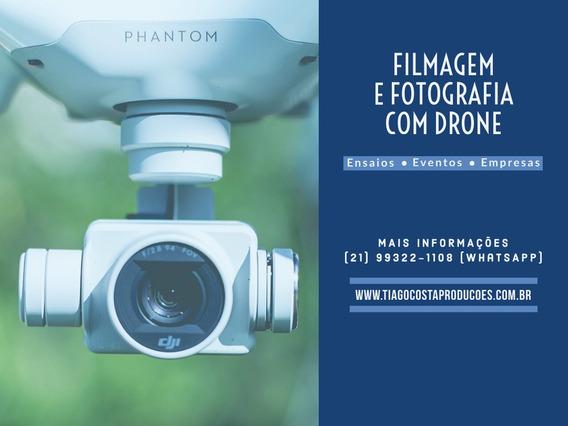 Foto E Filmagem Com Drone - Rio De Janeiro
