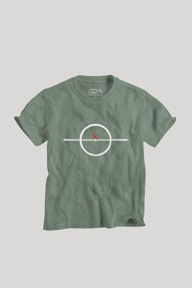 Camiseta Reserva Mini Meio Campo Reserva Mini