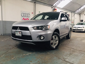 Mitsubishi Outlander 2.4 Xls At Quemacocos Bluetooth
