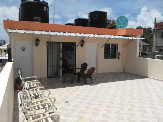 Santo Domingo, Aparta-estudio Disponible En Zona Universitar