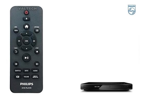 Controle Para Dvd Philips Dvp2850x Dvp2880x Original