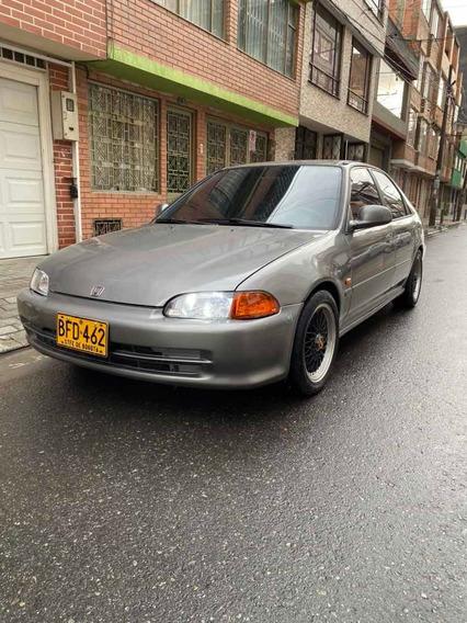 Honda Civic El