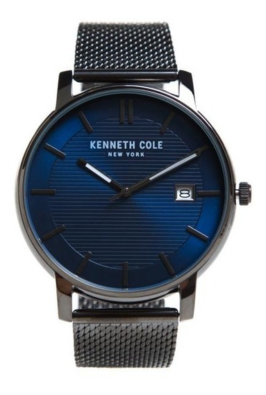 Reloj De Lujo Kenneth Cole New York Gris - Envio Gratis