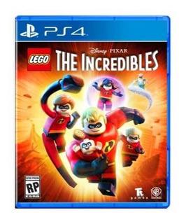 Juego Ps4 Lego The Incredibles