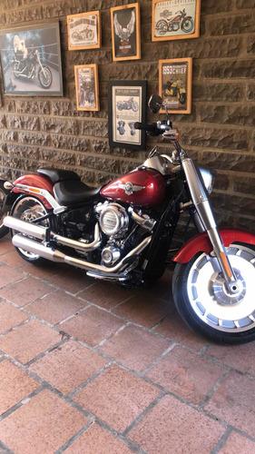Imagem 1 de 4 de Harley Davidson Fat Boy