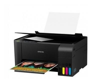 Impressora Multifuncional Tanque De Tinta L3110