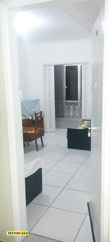 Apartamento Com 1 Dormitório À Venda, 50 M² Por R$ 180.000,00 - Ocian - Praia Grande/sp - Ap6603