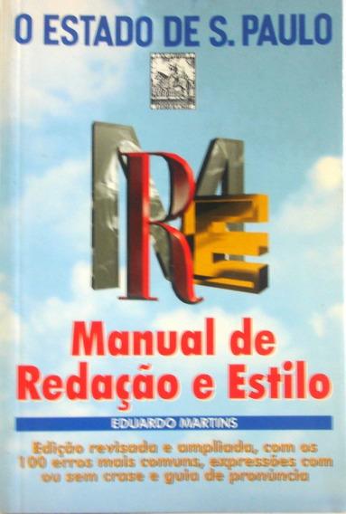 Manual De Redação E Estilo - Folha Sp
