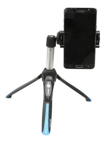 Imagen 1 de 10 de Tripode Baston Selfie P/ Smartphone Celular Benro Bk15
