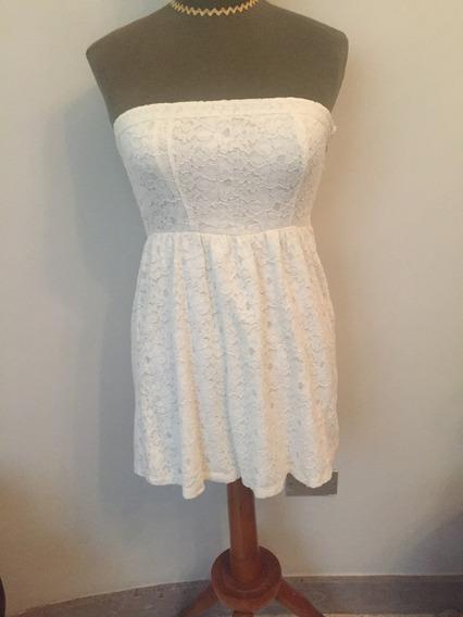 Vestido Blanco Para Chicas.