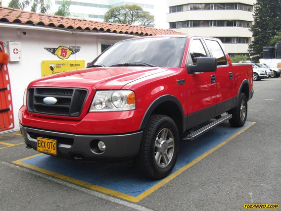 Ford F-150 Fx4 At 5400cc 4*4