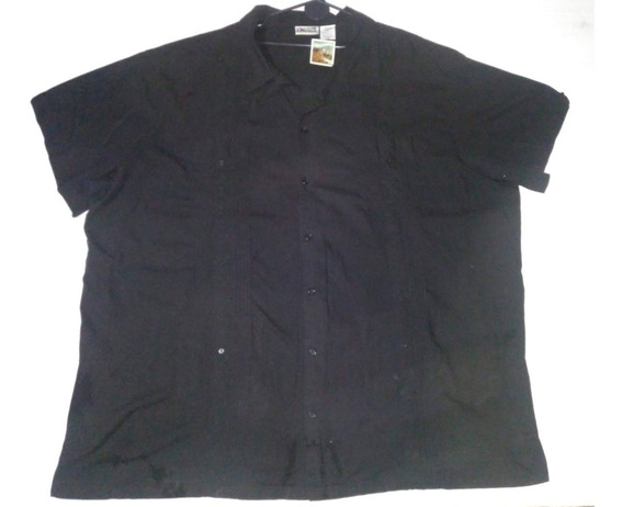 Camisa Camisaco Guayabera Talla Super Grande 6xl 1125
