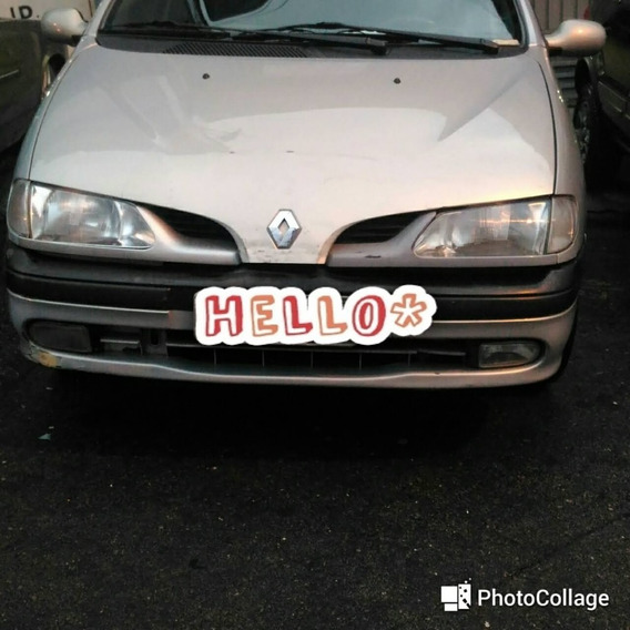 Renault Scenic 2.0 8v Egeus 5p 2001