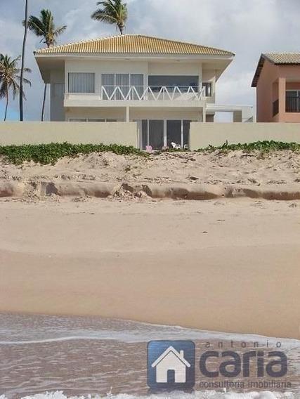 Casa De Praia Em Jacuípe, Camaçari - Ba - 696