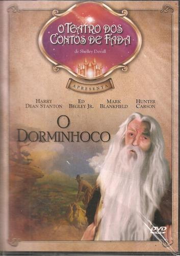 Dvd O Dorminhoco: Teatro Dos Contos De Fada - Shelley Duvall