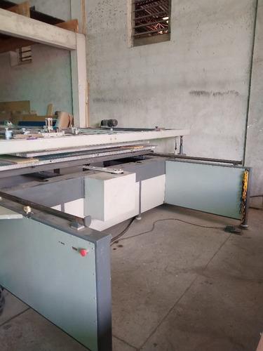 Impressora Serigrafica Larese Semi Automática 1400x3000