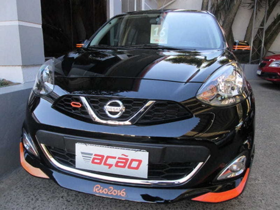 Nissan - March 1.6 Rio 2016
