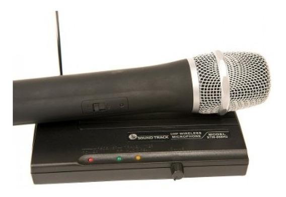 Microfono Inalambrico Soundtrack Uhf