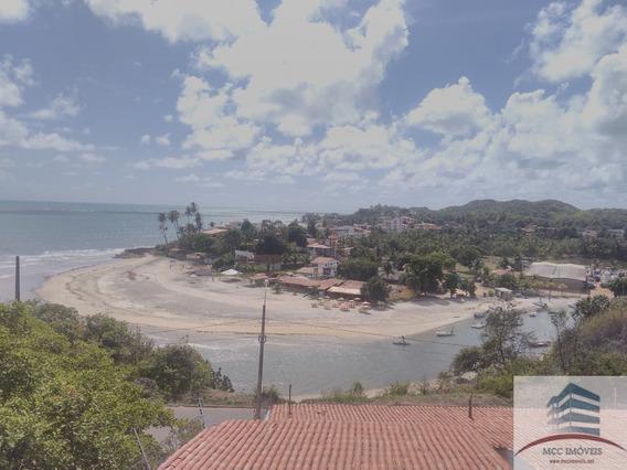 Vende Terreno Pirangi De 1300m² Com Casa De Praia, Casa De Caseiro Mais 2 Lojas.