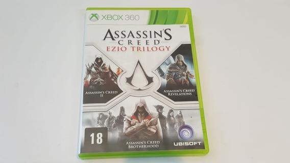 Assassins Creed Ezio Trilogy - Xbox 360 - Original