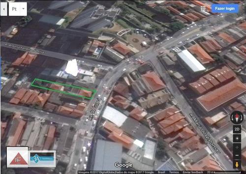 Terreno À Venda, 375 M² Por R$ 798.000 - Santana - São Paulo/sp - Te0132