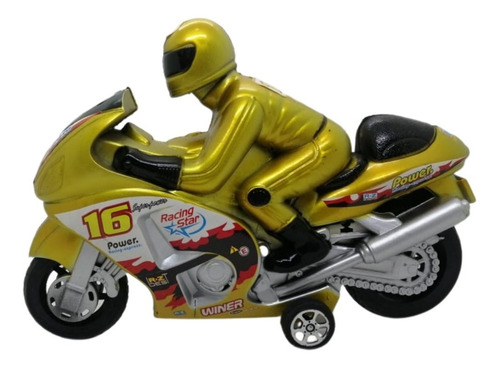Moto Carreras Gp Juguete Regalo Niño  Alta Velocidad