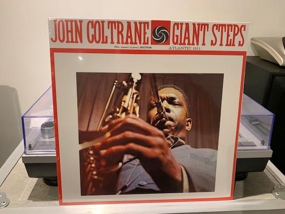 John Coltrane - Giant Steps - Vinilo / Lp
