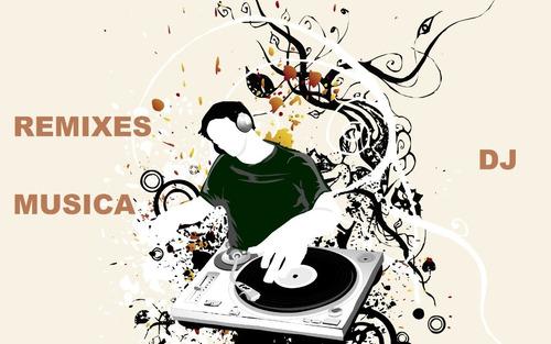 Imagen 1 de 3 de Pack Dj Remixes 200 Gigas - Musica Editada