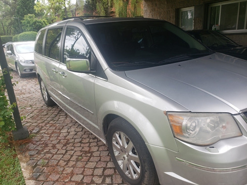 Chrysler Town & Country 2007 3.8 Limited Atx