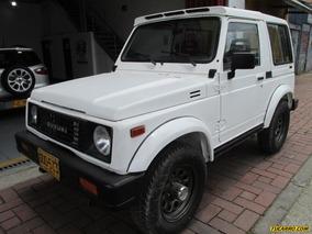 Suzuki Sj Campero Fivres