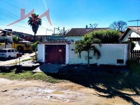 Casa Para Venda, 2 Dormitórios, Vista Alegre - São Gonçalo - 476