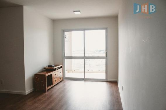 Apartamento Com 3 Dormitórios À Venda, 90 M² Por R$ 450.000 - Jardim Sul - São José Dos Campos/sp - Ap1981