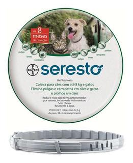 Seresto Collar Antiparasitos Perros Y Gatos De Menos De 8kg