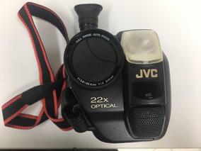 Filmadora Analógica Jvc Zoom 22x