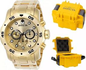Relógio Invicta 0074. 100% Original. Leia Todo Anúncio.