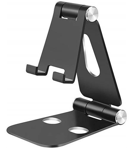 Imagen 1 de 7 de Soporte Celular Apoya Tablet Escritorio Mesa Base Regulable