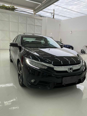 Honda Civic 2017 1.5 Touring Turbo Aut. 4p