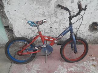 Bicicleta Niño Rodado 16 A Restaurar