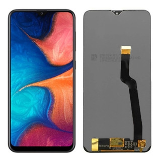 Display Tela Touch Frontal Lcd Samsung A10 Modelo A105