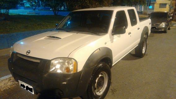 Nissan Frontier Xe/ Xe Tit. Cd 4x4 2.8 Tdi Diesel Ano: 2006