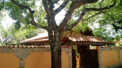 Casa Para Venda Em Saquarema, Jaconé, 5 Dormitórios, 2 Suítes, 4 Banheiros - 277