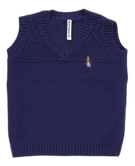 Sweater Algodon/acrilico Tucan Azul