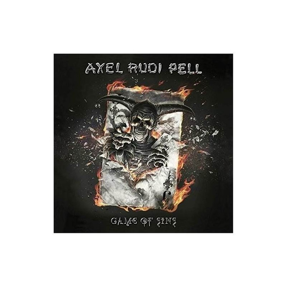 Pell Axel Rudi Game Of Sins Usa Import Cd Nuevo
