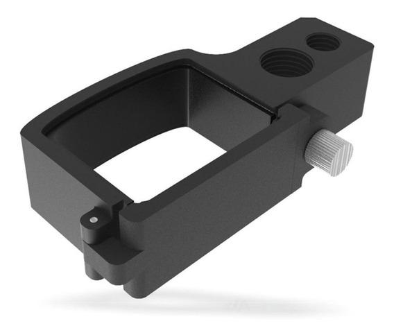 Suporte Adaptador 1/4 3/8 P/ Osmo Dji Pocket Aluminio Tripé