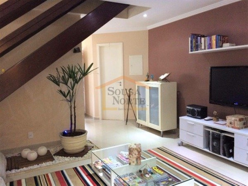 Casa Em Condominio, Venda, Vila Irmaos Arnoni, Sao Paulo - 3598 - V-3598