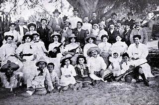 Imagem Piquenique Em Aracati - Ceará, 1908, Foto-reprodução